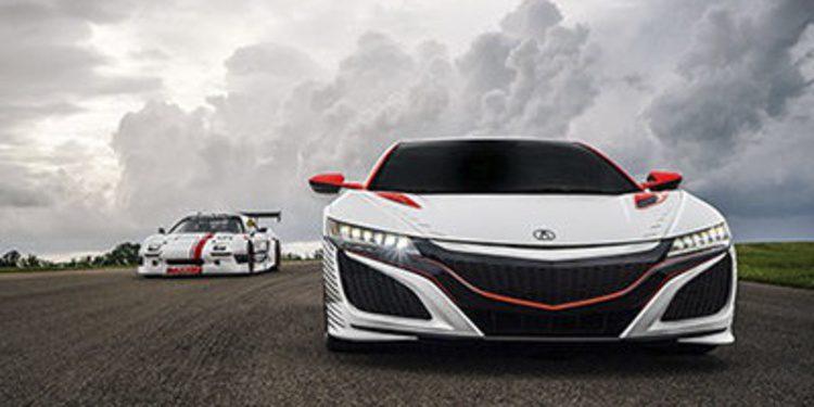 El nuevo Honda NSX será coche 0 en Pikes Peak