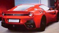 Filtrado el supuesto nuevo Ferrari F12 GTO
