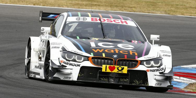 BMW centrado en el fin de semana en Norisring