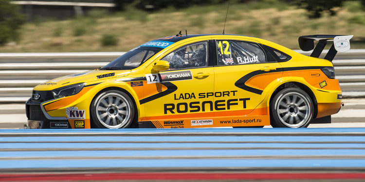 Honda y Citroën se alternan en el testing de Francia