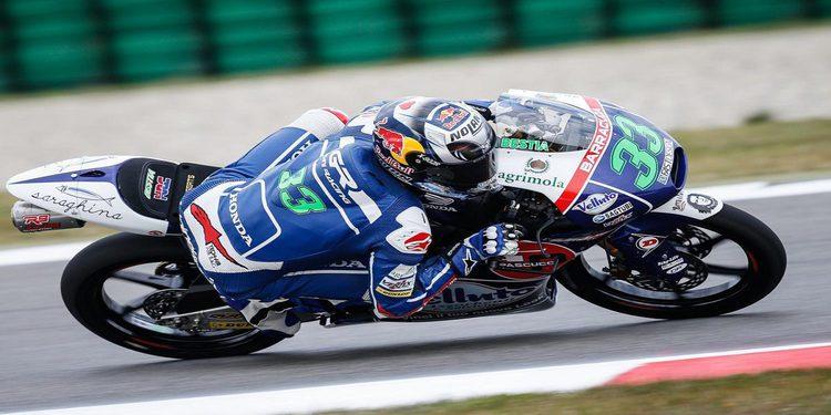 Resultado inesperado en la clasificación de Moto3