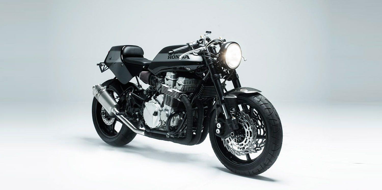 Honda CB 750 Café Racer de Rebellion - Motor y Racing
