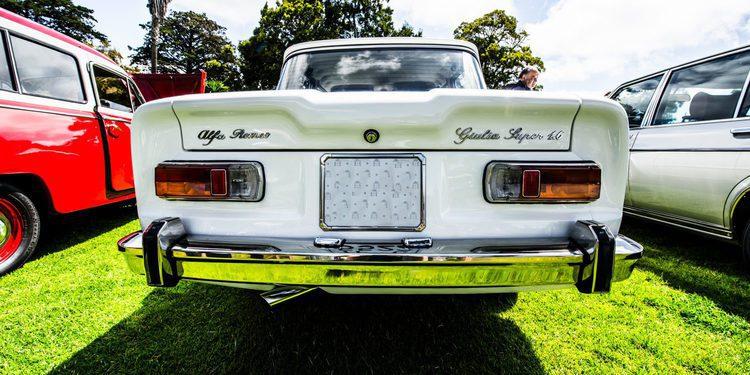 Historia del Alfa Romeo Giulia original (1962-1978)