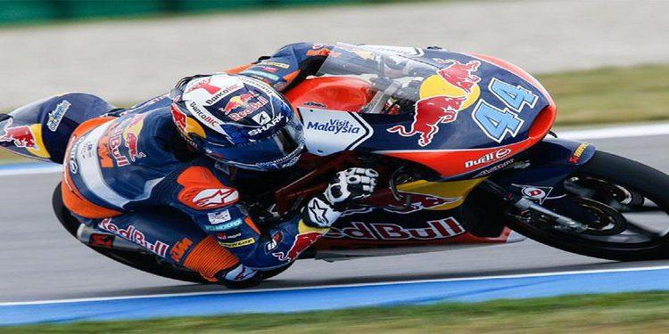 Final de infarto en el Gran Premio de Holanda de Moto3