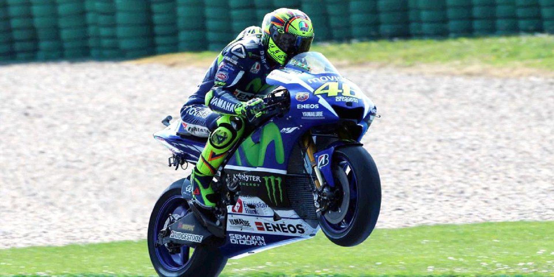 Espectacular victoria de Rossi en Assen