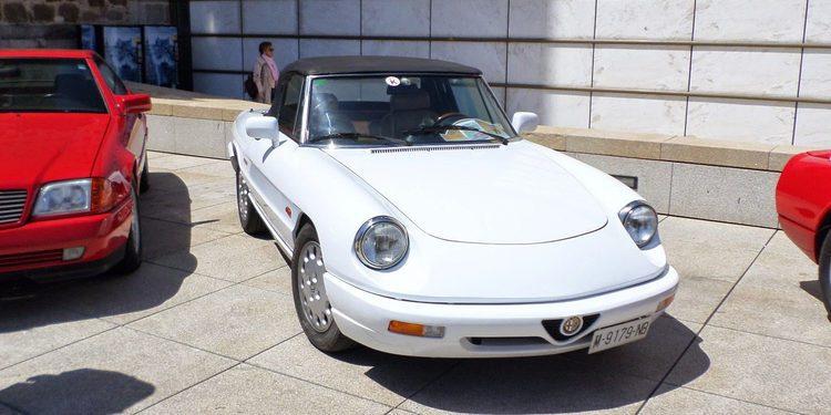 Alfa Romeo Spider y Duetto (1966-1993), el último Alfa