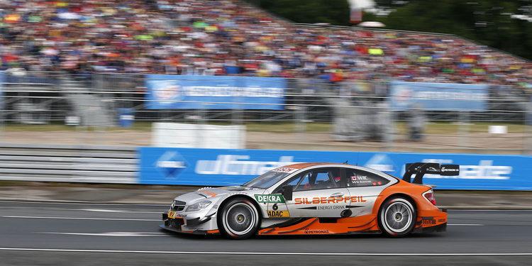 Spengler logra la pole de la segunda carrera en Norisring