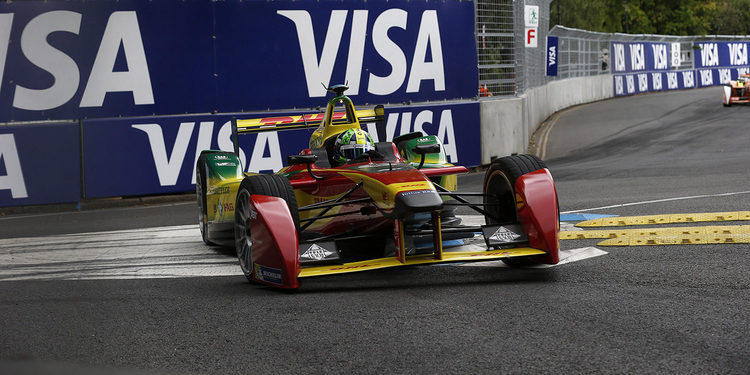 Bird gana la última carrera en Londres y Piquet es el campeón