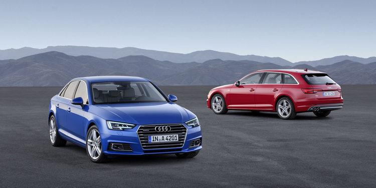 Nuevo Audi A4 2015: Continuista, pero completamente renovado