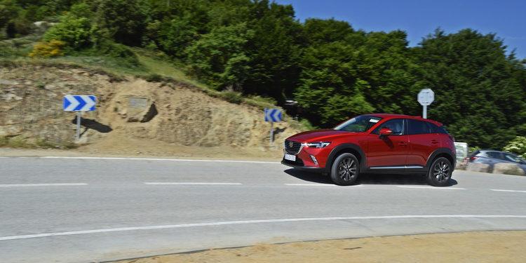 Nuevo Mazda CX-3: Pasamos a su prueba