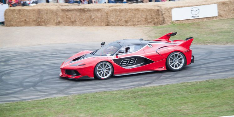 Goodwood Festival of Speed 2015: HillClimb