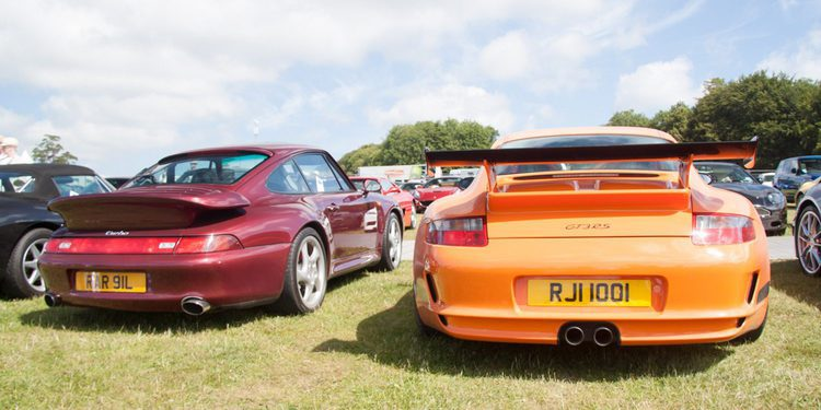 Goodwood Festival of Speed: Supercars y avistamientos