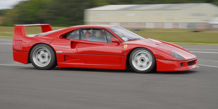 El inigualable Ferrari F40 (1987-1992)
