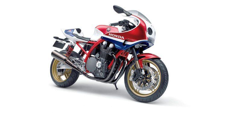 Honda desarrolla una retro basada en la CB1100R