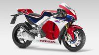 Honda RC 213V-S MotoGP de calle por 188.000 euros