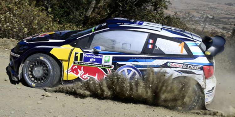 Victoria para Ogier en el WRC de Polonia