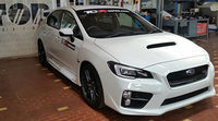 Top Run prepara un Subaru WRX para las TCR Series
