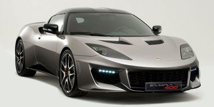 Lotus anuncia el Evora 400 Roadster