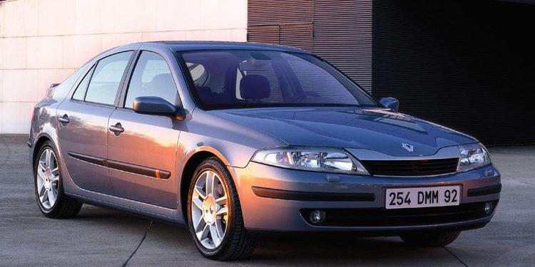 ¡Hasta siempre Renault Laguna! Y llegó la segunda generación