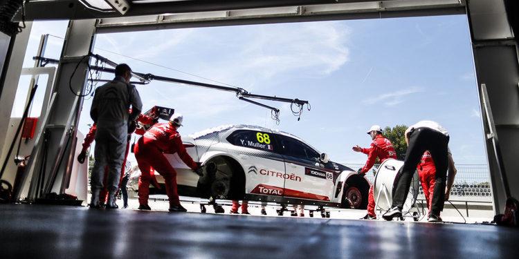 Citroën abandonará el WRC o el WTCC a finales de 2016