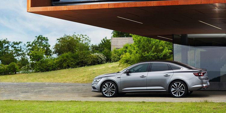 Nuevo Renault Talisman: Ahora en fotos y vídeos