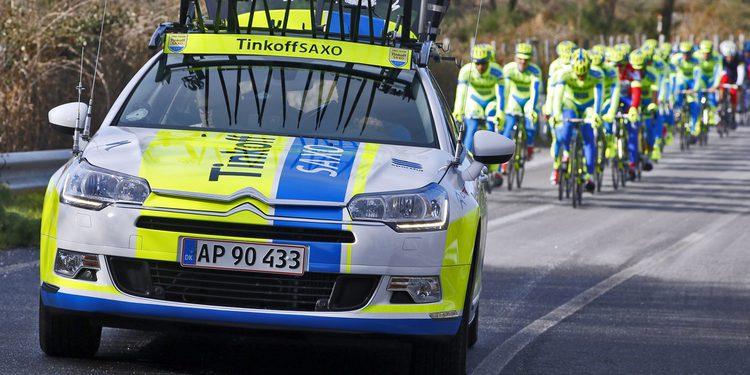 Citroën ayudará a Contador durante el Tour de Francia
