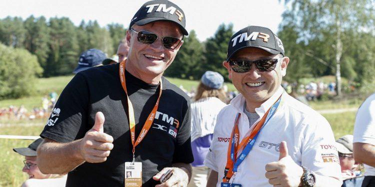Tommi Mäkinen regresa al WRC como director de Toyota