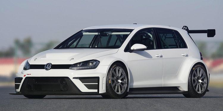 El nuevo VW Golf TCR debuta este fin de semana en Austria
