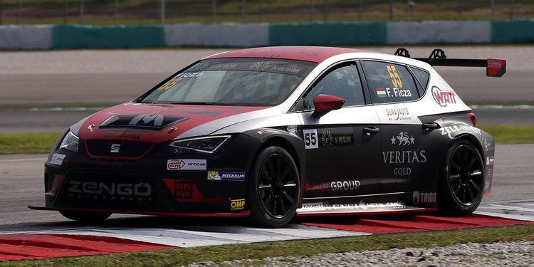 Dániel Nagy correrá con Zengo Motorsport