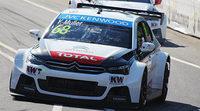 Yvan Muller se impone en la primera sesión libre en Vila Real