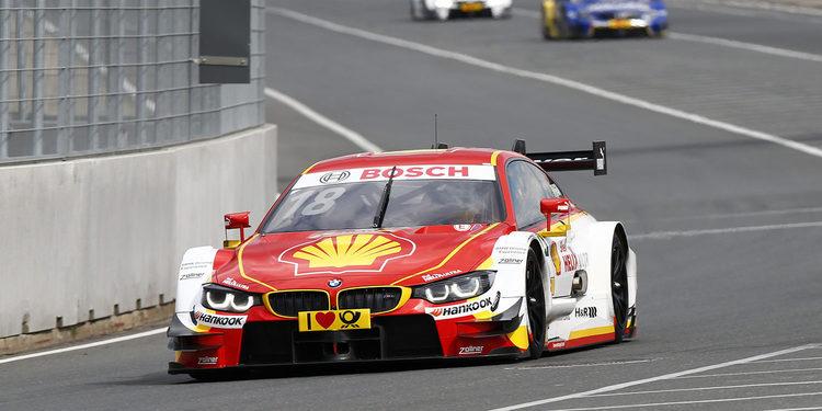 Augusto Farfus lidera el triplete de BMW en el FP2 de Zandvoort