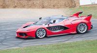 Todos los V12 de los Ferrari XX al unísono en vídeo