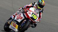 Simeón consigue su primera victoria en Sachsenring