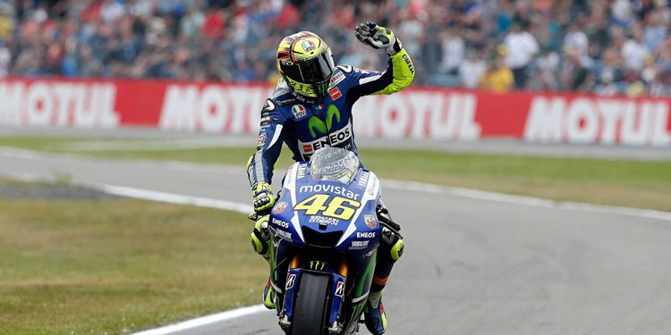"Rossi: ""he intentado vencer a Dani"""