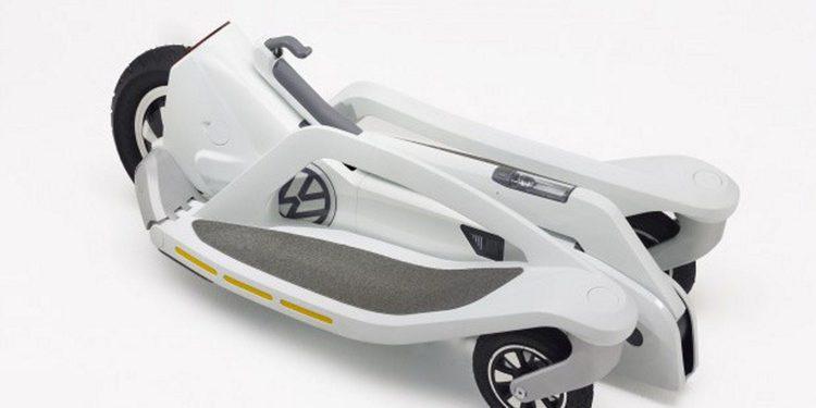 City Surfer: el Segway eléctrico de Volkswagen