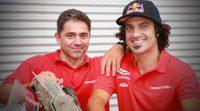 Iván Cervantes se estrena en el Dakar 2016 con el Himoinsa Team