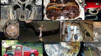 Gore del automóvil: Las diez fotos más escalofriantes del mundo del motor