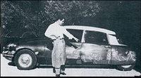 El primer Citroën Picasso no fue un Xsara, sino un DS