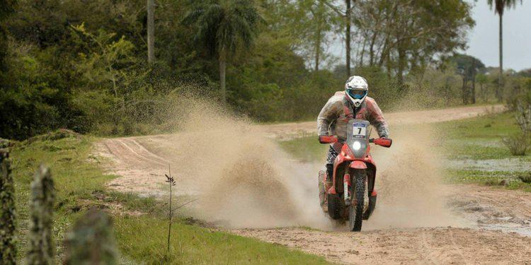 Benavides y Álvarez ganan la etapa 4 del Desafío Guaraní