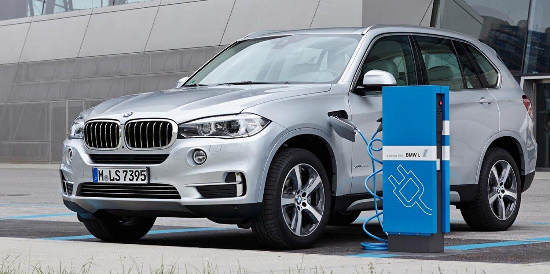 Precios para el BMW X5 xDrive40e en España
