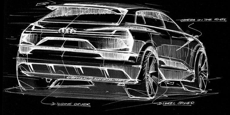 Audi desplegará su arsenal tecnológico de iluminación en Frankfurt