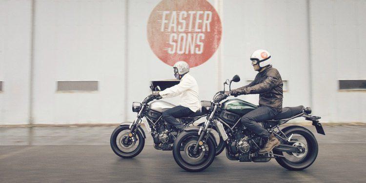 Yamaha presenta la nueva XSR 700 Faster sons