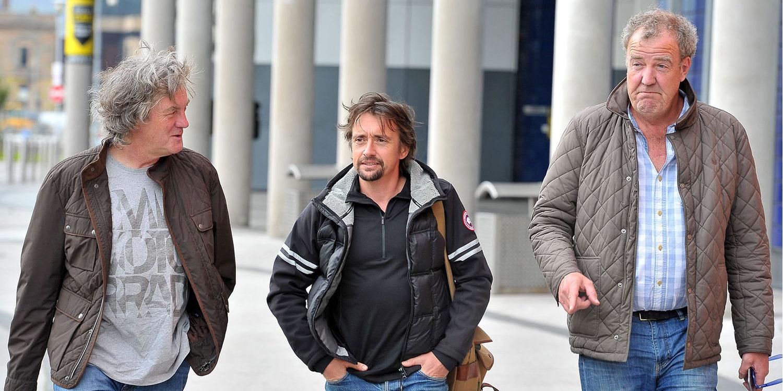 Clarkson, May y Hammond se unirán en un nuevo show