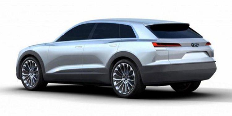 El anticipo del Audi Q6: futuro rival de Tesla Motors
