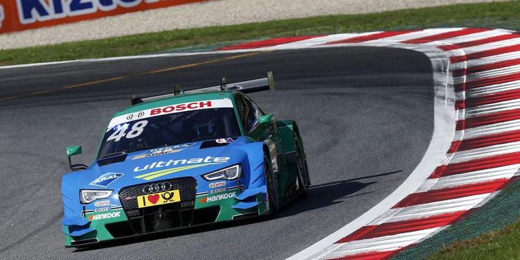 Edoardo Mortara se queda la pole del sábado en Austria