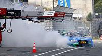 Mortara hace buena la pole y gana la carrera del sábado en Austria