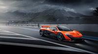McLaren MSO lanza nuevo P1 bitono carbono visto