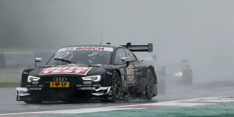 Timo Scheider excluido de la segunda carrera en Austria