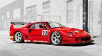 Un exclusivo Ferrari F40 LM a subasta
