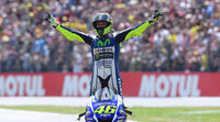 Valentino Rossi sigue acumulando récords